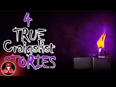 4 TRUE Craigslist Scary Stories