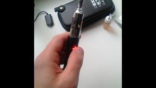 Обзор электронной сигареты X6