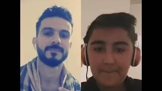 مالي خلق بصوت سوري ويمني روعه