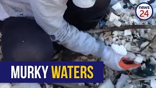 WATCH   Volunteers collect 128 kgs of plastic bottles from Cape Town river in 3 hours