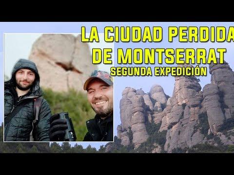 MONTSERRAT OCULTA UNA MISTERIOSA CIUDAD PERDIDA - SEGUNDA EXPEDICIÓN