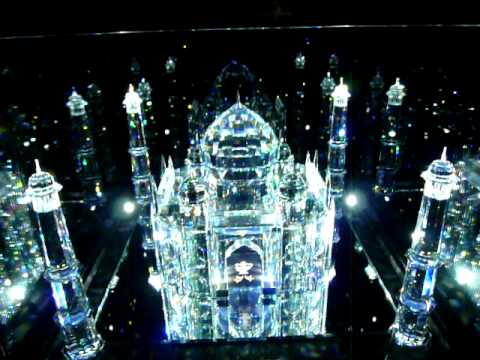62e9b7230 Swarovski Crystal World Museum, Innsbruck, Austria (V5) - YouTube