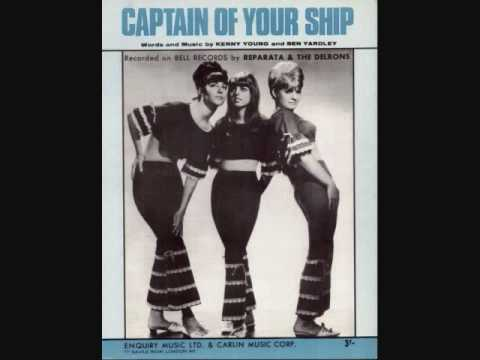 Reparata and the Delrons - Captain Of Your Ship (1968)