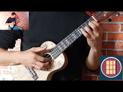 The last of the mohicans - ukulele tutorial