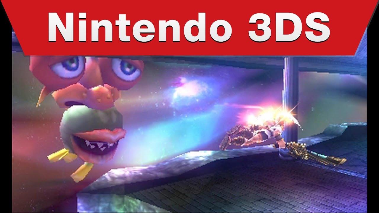 Nintendo 3DS - Kid Icarus: Uprising Hades Trailer