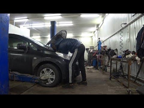 Nissan Note E12 сломался патрубок, большой расход, машина не тянет, решение проблемы!