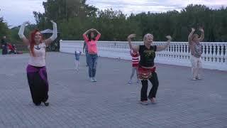 Уроки танцев/Элегантность/КМЦ Долгопрудный/13 августа 2018 года.