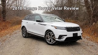 2018 Range Rover Velar Review - Range Rover's Take on Mid Size!