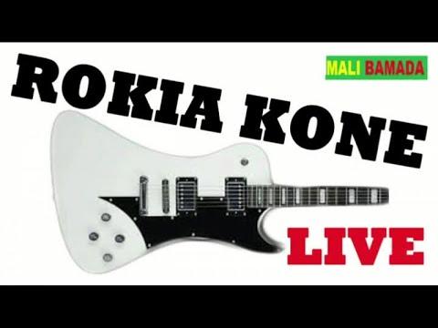 ROKIA KONE (LIVE DOUMA)