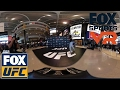 UFC Open Workout in Nashville   360 VIDEO   UFC ON FOX