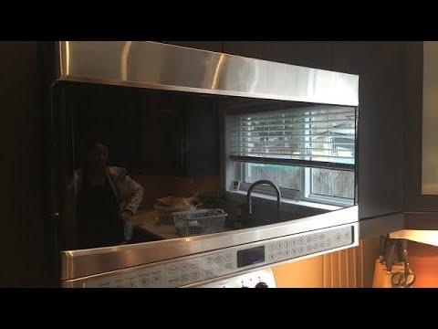 kenmore elite microwave wont turn on