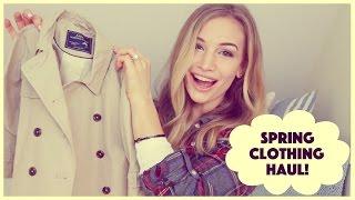 Spring Clothing Haul! | Toddler Girl
