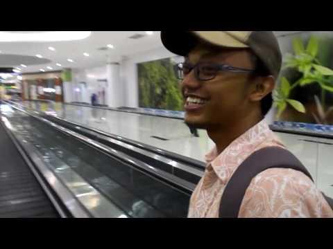 NONTON GRATIS DI BIOSKOP 'XXI' ALA BANDARA! Balikpapan International Airport