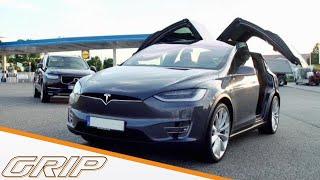Diesel oder Elektro - was ist sparsamer? - GRIP - Folge 412 - RTL2