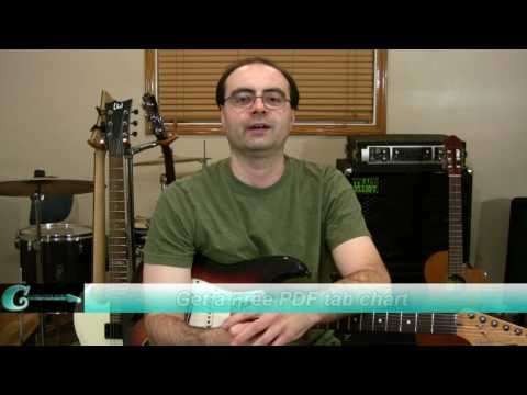 RHYTHM GUITAR: Rock-Specific Seventh Chord Voicings