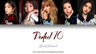 Watch Red Velvet Perfect 10 video