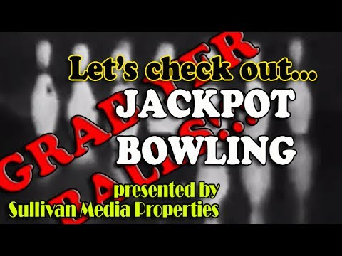 Jackpot Bowling || a classic TV encore