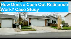 How Does a Cash Out Refinance Work on Rentals (BRRR Case Study)