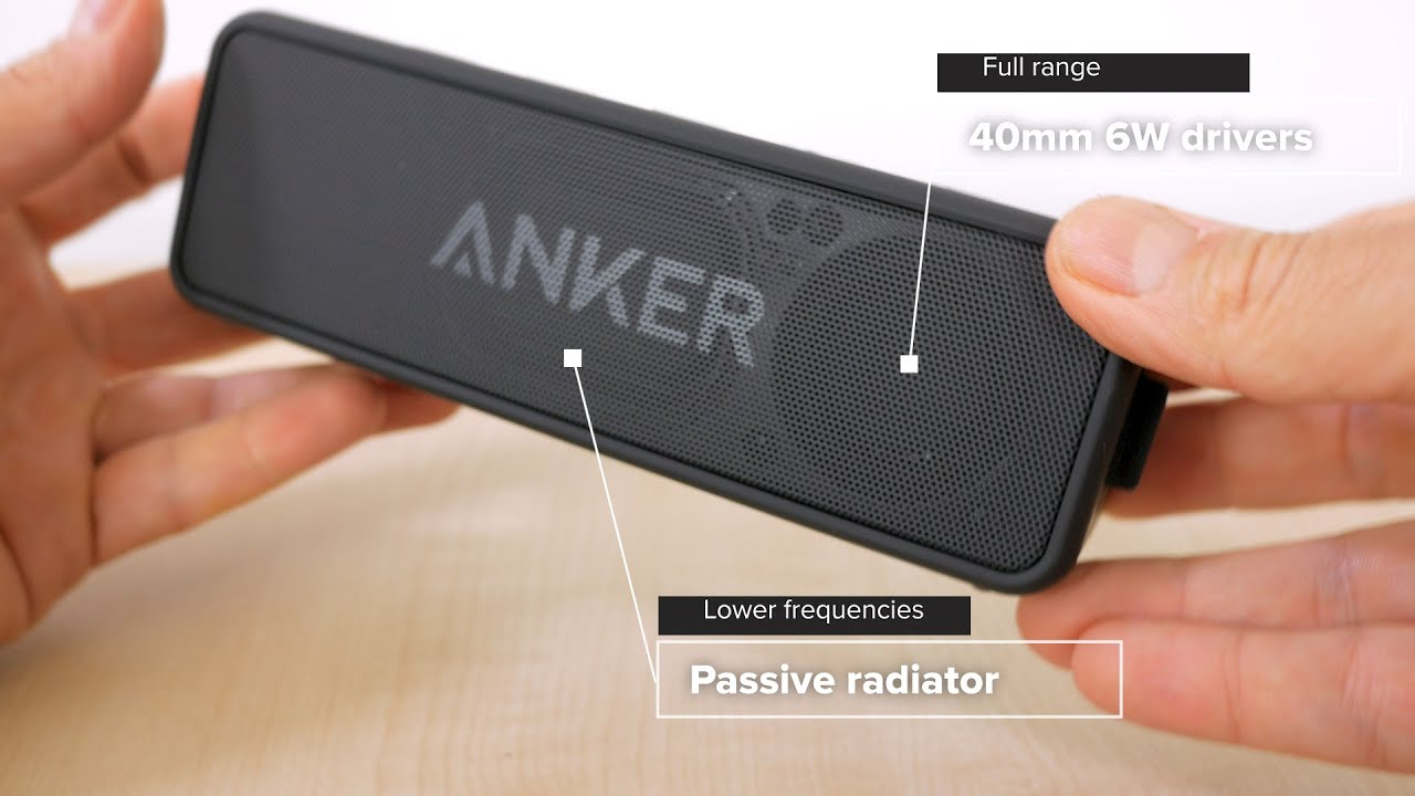 6f4bfae352f90 Anker SoundCore 2 Bluetooth speaker review. Is this the best budget  portable speaker?