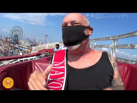 Dick Zigun's State Of Coney Island Address - July 25, 2020