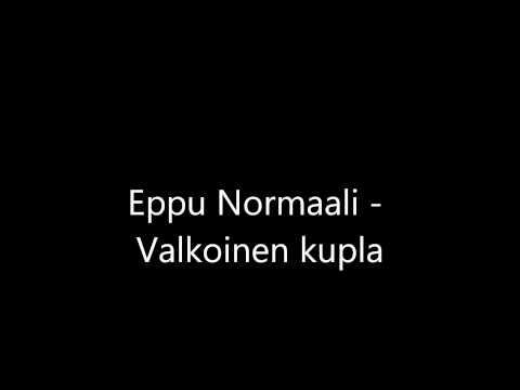 Eppu Normaali - Valkoinen kupla