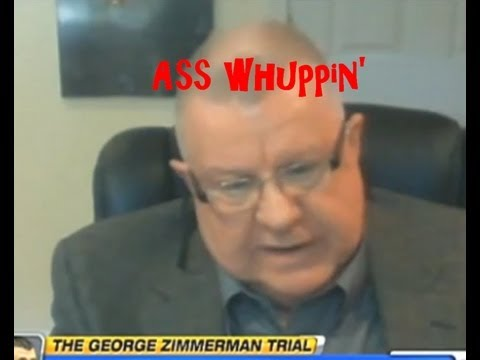 Zimmerman Trial - Frye Hearing - Attorney Don West's Masterful Exemplary Argument!