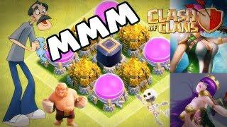 ¡¡COSA BONITA!! ¡¡COSA BIEN HECHA!! ¡¡COSA HERMOSA!! - - clash of clans--