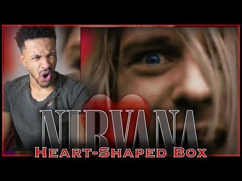 Nirvana - Heart-Shaped Box - REACTION   🔥