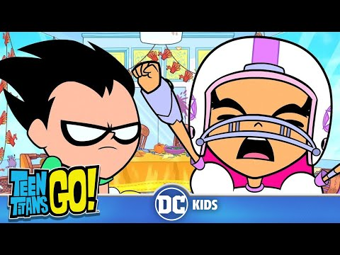 #StayHome Teen Titans Go! | Family Thanksgiving | DC Kids from YouTube · Duration:  25 minutes 33 seconds