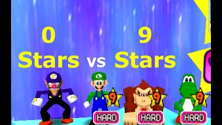 (TAS) Mario Party 3 - Beating 9 Star Handicap CPU Players In Just 10 Turns