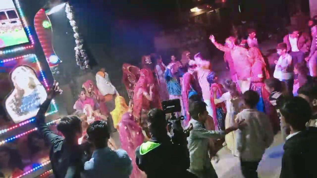 Download //फुलचली मत छोड़ पतासी का घाघरा माल//Rajasthani Dance & Meenawati Dance Full HD Video 2020