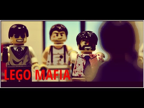 Lego Mafia Shootout (2015 production)