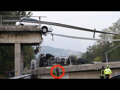 9 of the World's Worst Bridge Failures thumbnail