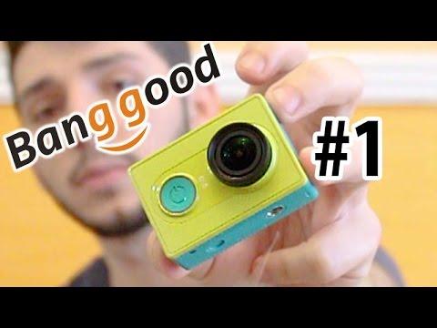 Xiaomi Yi Aksiyon Kamerası - Banggood Alışverişim (1)