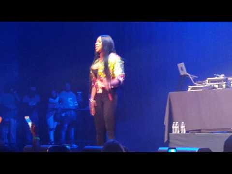 Fat joe and remy ma tribute to big pun remy freestyle and ante up