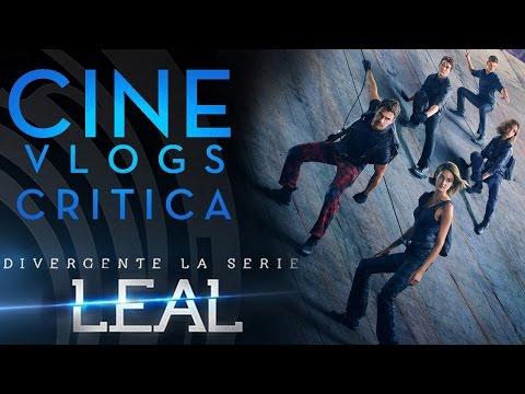 Saga Divergente: LEAL | Crítica en español - CineVlogs