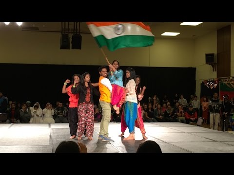 WIU International Bazar 2016 - INDIAN STUDENTS