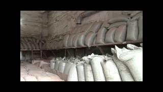 печь для производства вермикулита