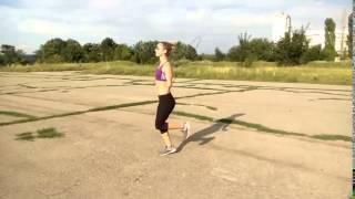 Прыжки на скакалке для похудения. Недельный марафон - 2-й день