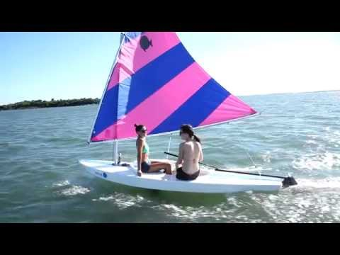 LaserPerformance Sunfish: Sailing's Most Popular Dinghy. Ever.
