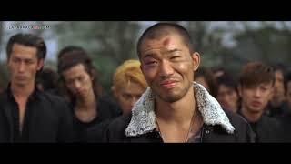 Pertarungan Takiya Genji - Crows Zero 2