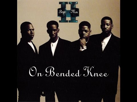 Boyz II Men  On Bended Knee Acapella HQ