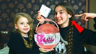 AirPods Для Дианы LOL для Даны Подарки для Детей For Kids Children