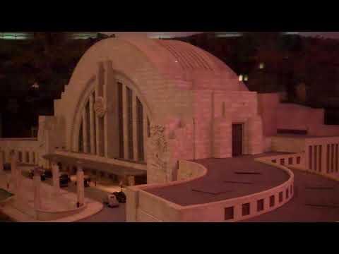 Cincinnati In Miniature- A Cincinnati History Museum Display