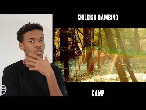 Childish Gambino - CAMP First REACTION/REVIEW