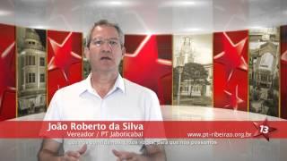 PT 35 Anos - João Roberto da Silva