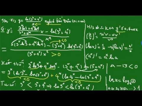 Hướng dẫn giải đề kiểm tra HKI-Lớp 12 (2010-2011) câu khó