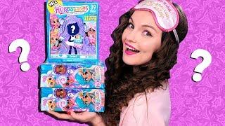 3 куклы в одном видео! Распаковка и обзор Hairdorables Series 3, Color Crimp Curl