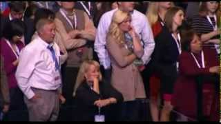 Romney Supporters Get Shock and Awe Obama Style