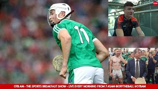 Limerick Star Kyle Hayes on All-Irelands, JP McManus, Changing Sports |
